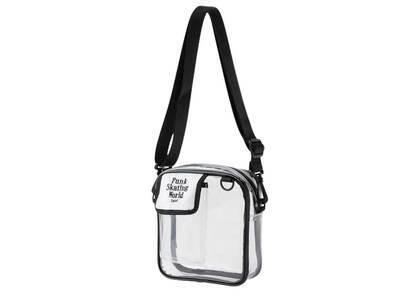 X-Girl Pvc Shoulder Bag Whiteの写真
