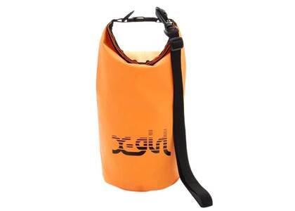 X-Girl Waterproof Mini Pouch Orangeの写真