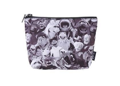 X-Girl/Disney/The Muppets/Mini Pouch Blackの写真
