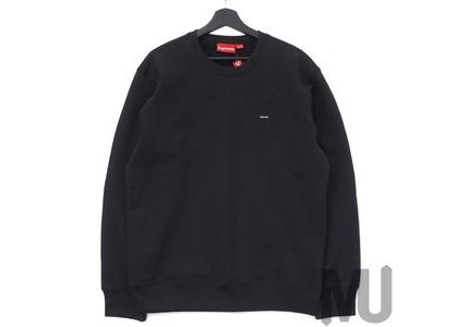 Supreme Small Box Crewneck (FW19)  Black の写真