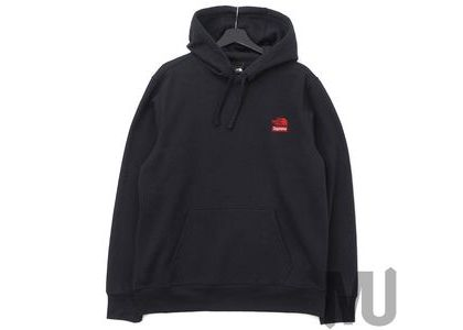 Supreme The North Face Statue of Liberty Hooded Sweatshirt Blackの写真