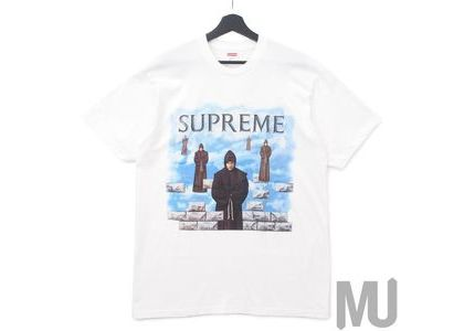 Supreme Levitation Tee Whiteの写真
