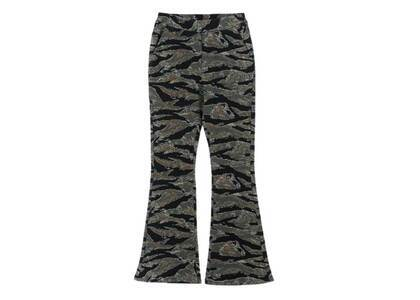 Hysteric Glamour × X-Girl Thermal Flare Pants Camoの写真