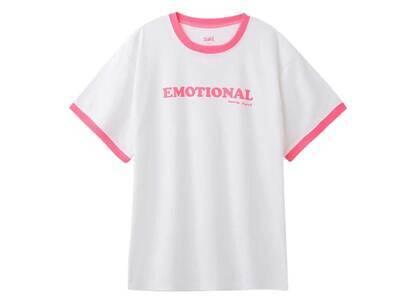 Romy × X-Girl Emotional Ringer S/S Tee Whiteの写真