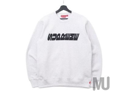 Supreme Breed Crewneck Ash Greyの写真