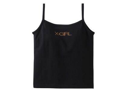 X-Girl Baby Bra Camisole Blackの写真