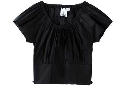X-Girl Baby S/S Blouse Blackの写真