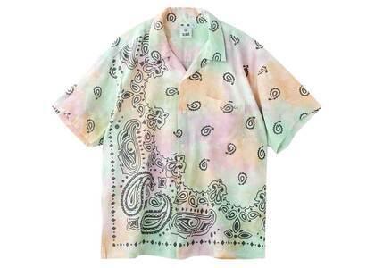 X-Girl Bandana Open Collar S/S Shirt Multiの写真