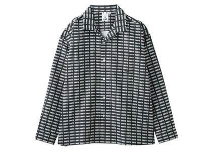 X-Girl Chaotic L/S Shirt Blackの写真
