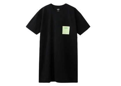 X-Girl Checkered Face S/S Tee Dress Blackの写真