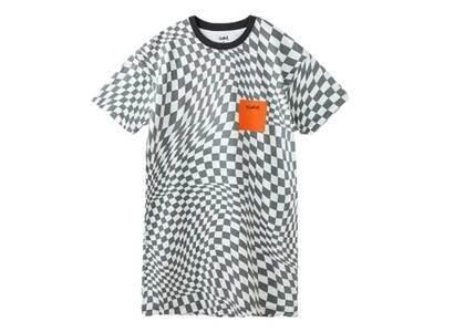 X-Girl Checkered Face S/S Tee Dress Multiの写真