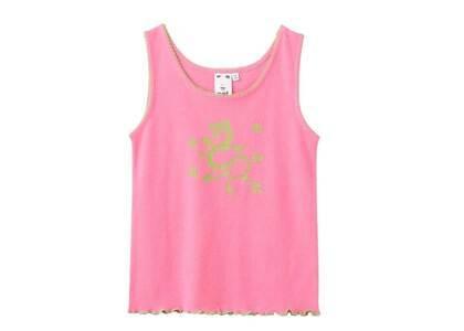 X-Girl Dragon Tank Top Pinkの写真