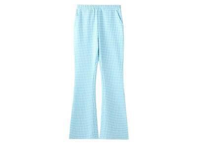 X-Girl Easy Flare Pants B Light Blueの写真