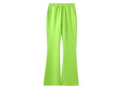 X-Girl Easy Flare Pants B Light Greenの写真