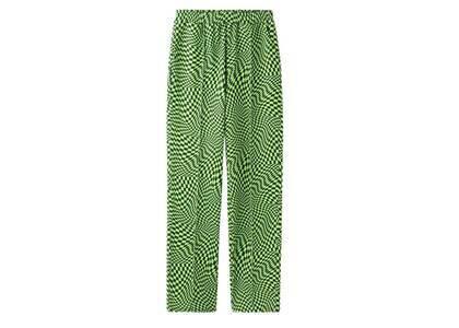 X-Girl Easy Tapered Pants A Light Greenの写真