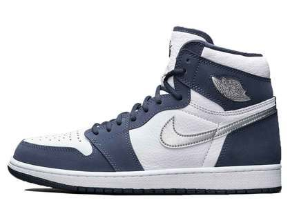 Nike Air Jordan 1 Retro High OG Midnight Navy CO.JP (No Duralumin Case)の写真