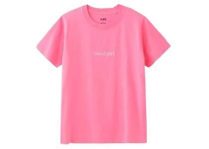 X-Girl Good Girl S/S Slim Tee Pinkの写真