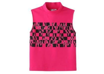 X-Girl Hotrod Tank Top Pinkの写真