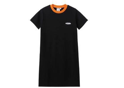 X-Girl Petal Logo S/S Baby Dress Blackの写真