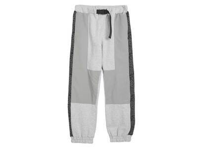 X-Girl Sweat × Nylon Lounge Pants Grayの写真