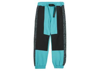 X-Girl Sweat × Nylon Lounge Pants Greenの写真