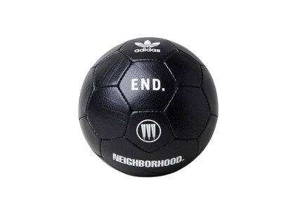END. × adidas × Neighborhood Home Football Blackの写真