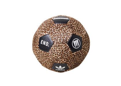 END. × adidas × Neighborhood Away Football Leopardの写真