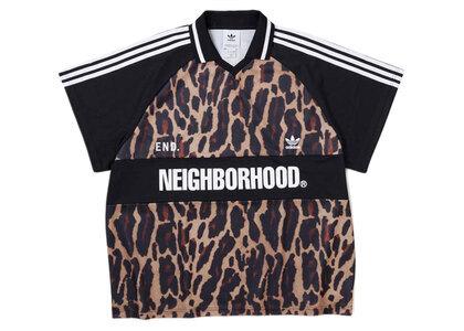 END. × adidas × Neighborhood Oversize Jersey Leopardの写真