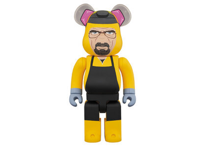 Be@rbrick Breaking Bad Walter White (Chemical Protective Clothing Ver) 1000%の写真