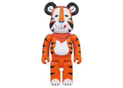 Be@rbrick Tony The Tiger Vintage Ver 1000%の写真
