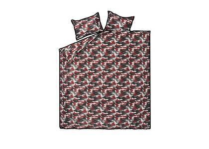 Supreme Logo Camo Duvet + Pillow Set Black (SS21)の写真