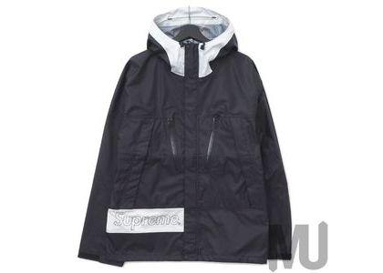 Supreme Taped Seam Jacket (SS19) Blackの写真