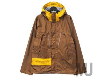 Supreme Taped Seam Jacket (SS19) Brownの写真