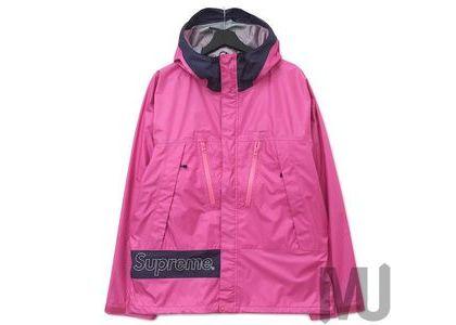 Supreme Taped Seam Jacket (SS19) Pinkの写真