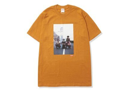 Supreme Augustus Pablo Tee Orange (SS21)の写真