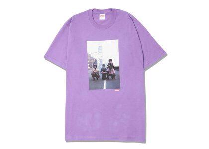 Supreme Augustus Pablo Tee Purple (SS21)の写真