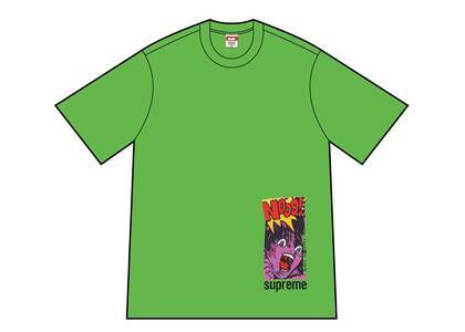 Supreme Does It Work Tee Green (SS21)の写真