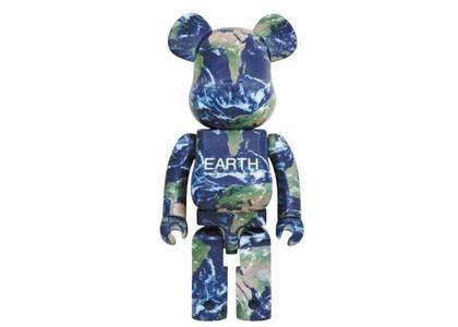 Be@rbrick Earth 1000%の写真