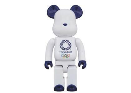 Be@rbrick Tokyo 2020 Olympic Emblem 1000%の写真