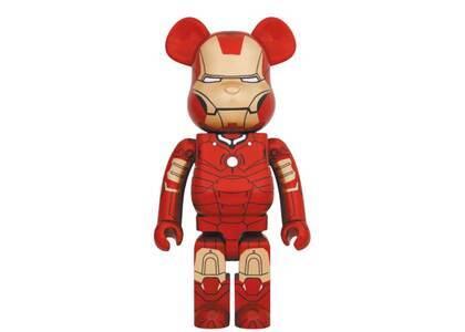 Be@rbrick Iron Man Mark III 1000%の写真