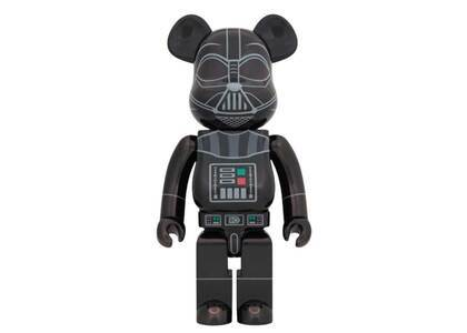 Be@rbrick Darth Vader (Rogue One Ver.) Chrome Ver.1000%の写真