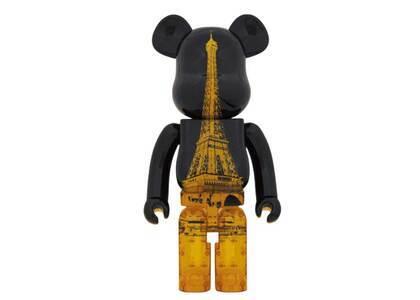 Be@rbrick Eiffel Tower Golden Gown Ver. 1000%の写真