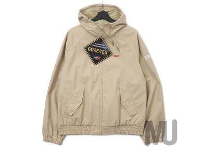 Supreme GORE-TEX Hooded Harrington Jacket Tanの写真