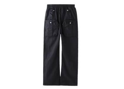 X-Girl Cyber Nylon Pants Blackの写真