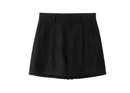 X-Girl High Waisted Short Pants Blackの写真