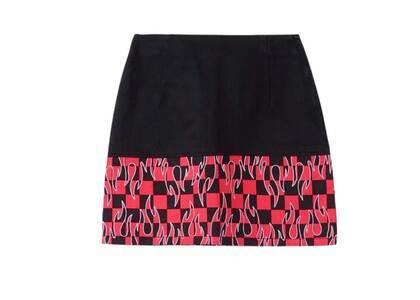 X-Girl Hotrod Skirt Blackの写真
