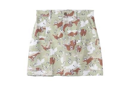 X-Girl Work Mini Skirt Khakiの写真