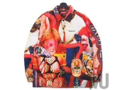 Supreme Sekintani La Norihiro Coaches Jacket Multicolorの写真