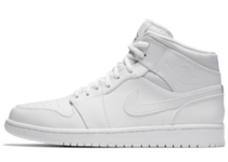 Jordan 1 Retro Mid White (2017)の写真