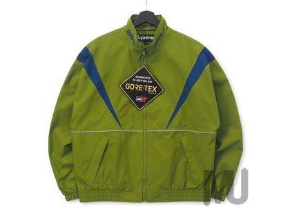 Supreme GORE-TEX Court Jacket (SS19) Oliveの写真